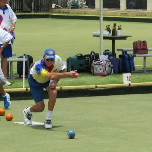 Bowler Jack Smith