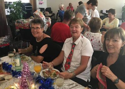 Ladies Christmas Lunch
